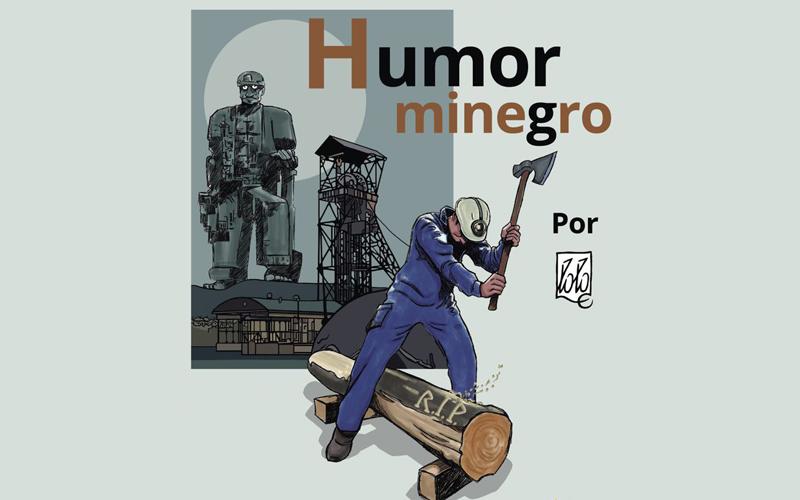 Presentación del libro «Humor minegro»